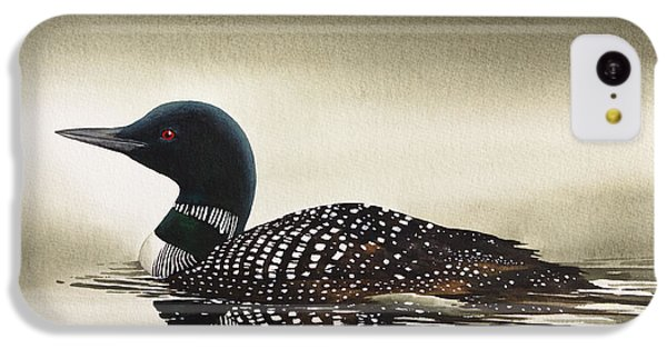 Loon In Still Waters IPhone 5c Case