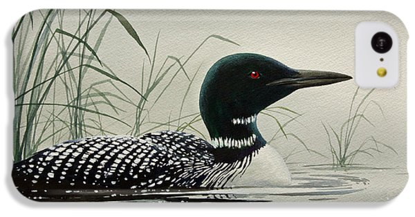 Loon Near The Shore IPhone 5c Case