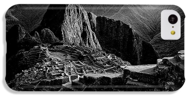 South America iPhone 5c Case - Lost City Of The Incas by Alejandro Fern?ndez Mu?oz