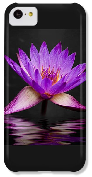 Lotus IPhone 5c Case by Adam Romanowicz