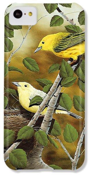 Love Nest IPhone 5c Case by Rick Bainbridge