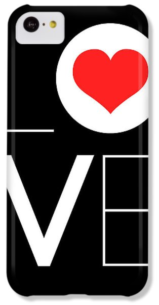 Valentines Day iPhone 5c Case - Love  Poster 7 by Naxart Studio