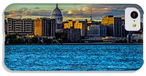 Madison Twilight Panorama IPhone 5c Case