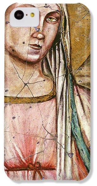 Madonna Del Parto - Study No. 1 IPhone 5c Case