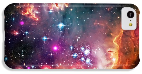 Magellanic Cloud 2 IPhone 5c Case by Jennifer Rondinelli Reilly - Fine Art Photography
