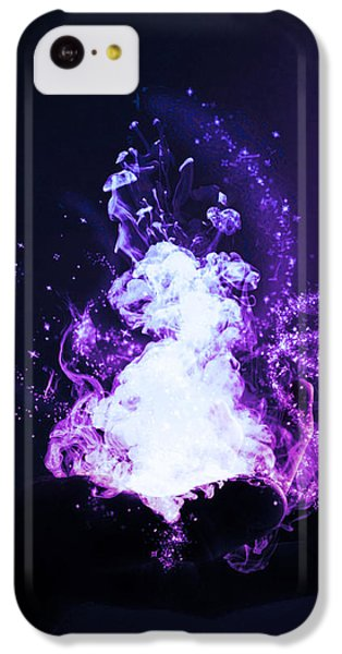 Fairy iPhone 5c Case - Magic by Nicklas Gustafsson