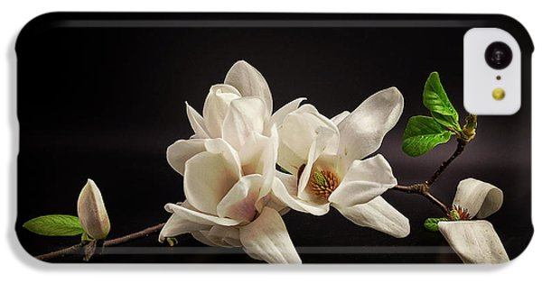 Orchid iPhone 5c Case - Magnolia by Tony08