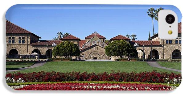 Main Quad Stanford California IPhone 5c Case