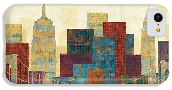 Majestic City IPhone 5c Case