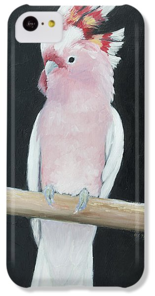 Major Mitchell Cockatoo IPhone 5c Case by Jan Matson