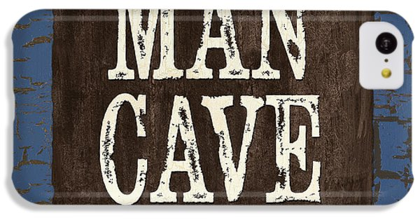 Man Cave Enter At Your Own Risk IPhone 5c Case