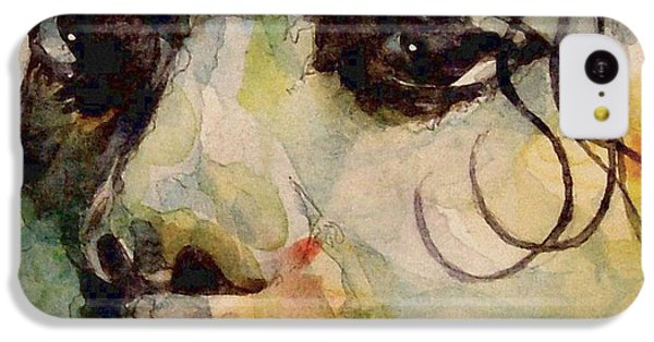 Man In The Mirror IPhone 5c Case by Paul Lovering