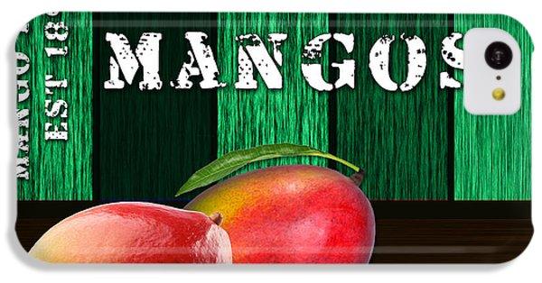 Mango Farm Sign IPhone 5c Case