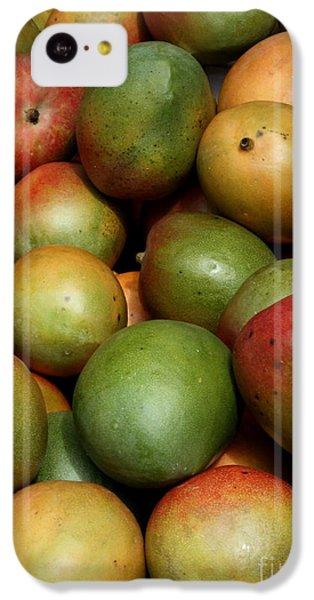 Mangoes IPhone 5c Case by Carol Groenen