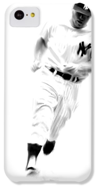 Mantles Gate  Mickey Mantle IPhone 5c Case