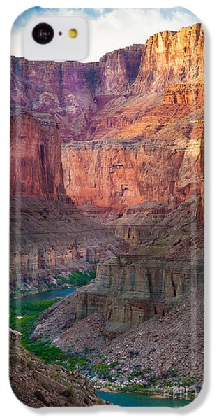Marble Cliffs IPhone 5c Case