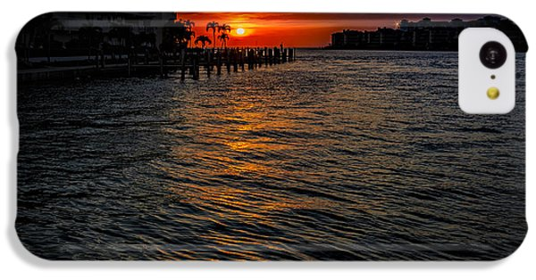 IPhone 5c Case featuring the photograph Marco Island Sunset 43 by Mark Myhaver