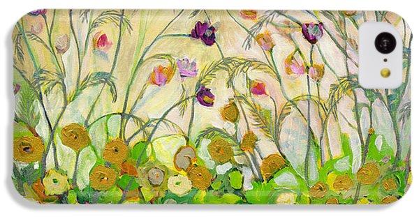 Impressionism iPhone 5c Case - Mardi Gras by Jennifer Lommers