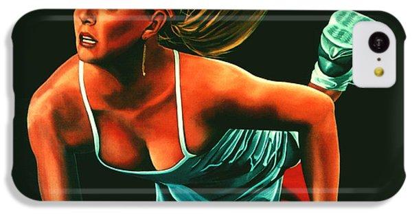 Maria Sharapova  IPhone 5c Case by Paul Meijering
