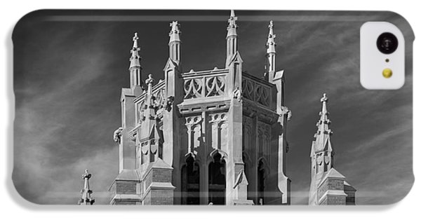 Marquette University Marquette Hall IPhone 5c Case by University Icons
