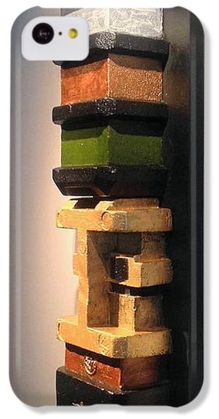 IPhone 5c Case featuring the painting . by James Lanigan Thompson MFA