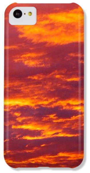 Matin De Feu IPhone 5c Case