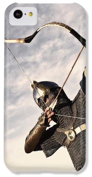 Medieval Archer IPhone 5c Case by Holly Martin