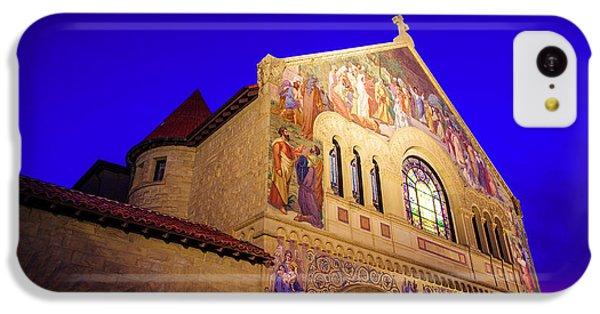 Memorial Church Stanford University IPhone 5c Case by Scott McGuire