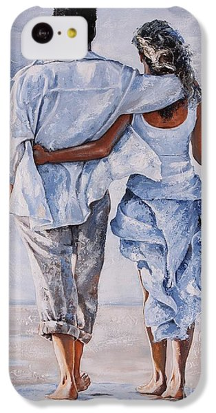 Valentines Day iPhone 5c Case - Memories Of Love by Emerico Imre Toth