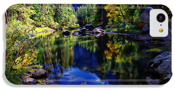 Merced River Yosemite National Park IPhone 5c Case