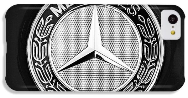 Mercedes-benz 6.3 Gullwing Emblem IPhone 5c Case