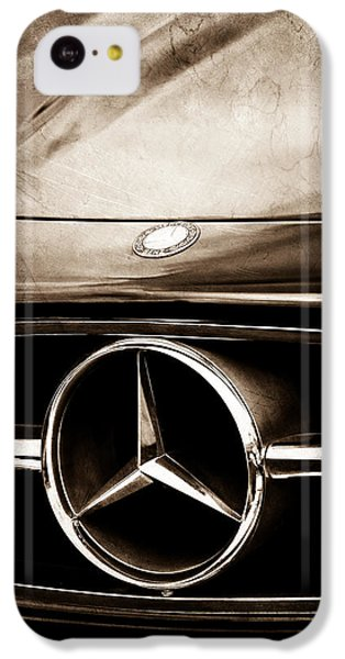 Mercedes-benz Grille Emblem IPhone 5c Case
