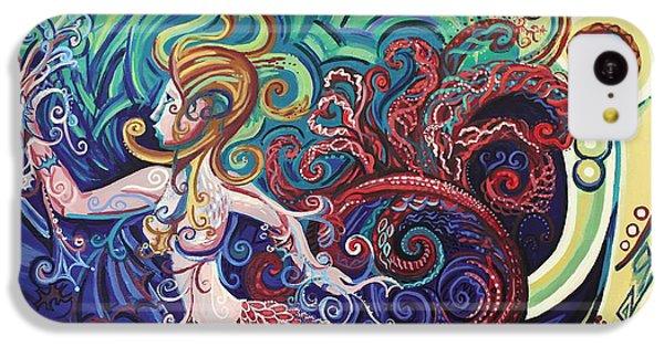 Mermaid Gargoyle IPhone 5c Case