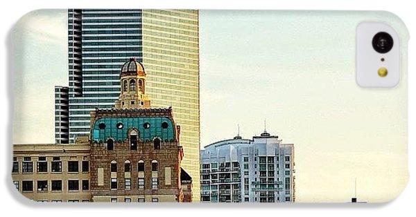 Iger iPhone 5c Case - Miami Buildings ... (gesu Church - by Joel Lopez