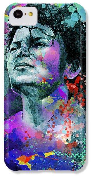 Michael Jackson 12 IPhone 5c Case