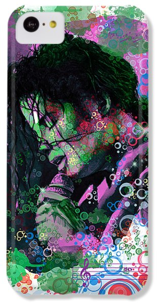 Michael Jackson 16 IPhone 5c Case