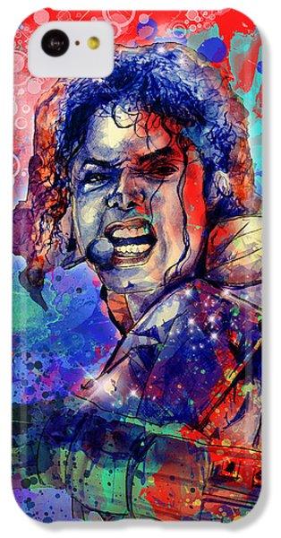 Michael Jackson 8 IPhone 5c Case