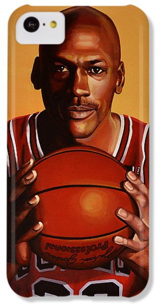 Michael Jordan 2 IPhone 5c Case