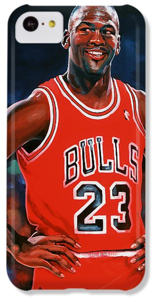 Michael Jordan IPhone 5c Case