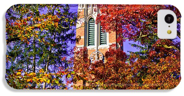 Michigan State University Beaumont Tower IPhone 5c Case