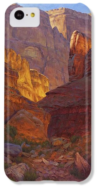 Grand Canyon iPhone 5c Case - Mile 202 Canyon by Cody DeLong