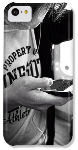 Minesota Kyoto IPhone 5c Case by Daniel Hagerman