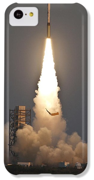 Minotaur I Launch IPhone 5c Case by Science Source