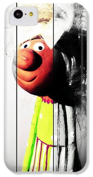 Decorative iPhone 5c Case - Miss Fairy by Christian Smit