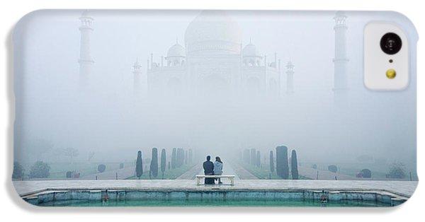 Misty Taj Mahal IPhone 5c Case