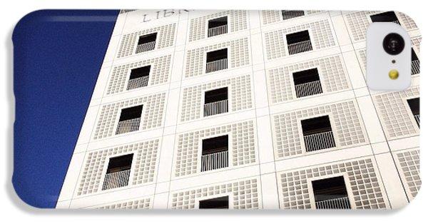 Modern Architecture City Library Stuttgart IPhone 5c Case
