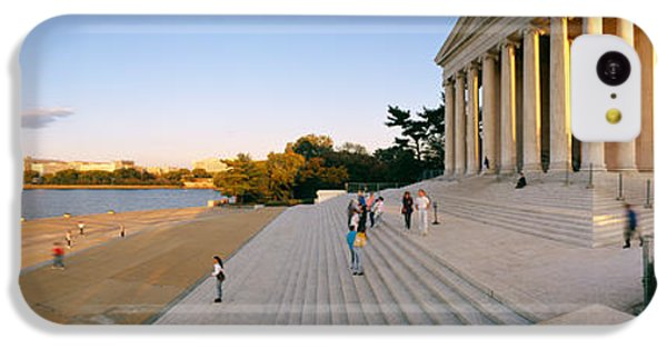 Monument At The Riverside, Jefferson IPhone 5c Case by Panoramic Images