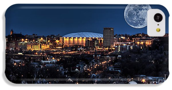 Moon Over The Carrier Dome IPhone 5c Case