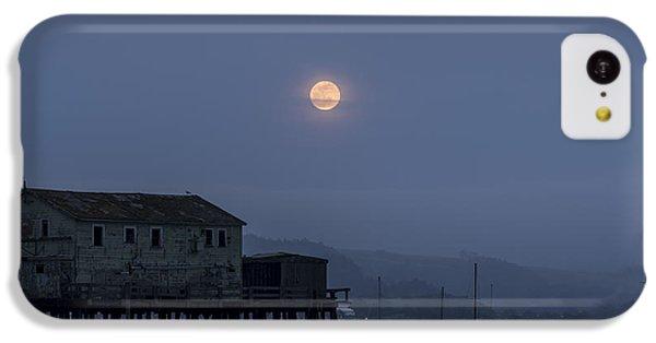 Moonrise Over The Harbor IPhone 5c Case