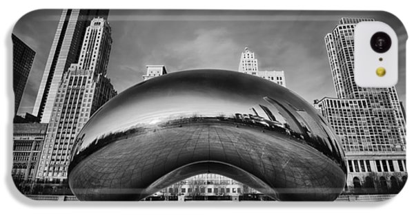 Morning Bean In Black And White IPhone 5c Case by Sebastian Musial